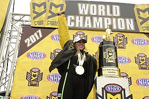 NHRA Special feature NHRA champs reflect on the 2017 season