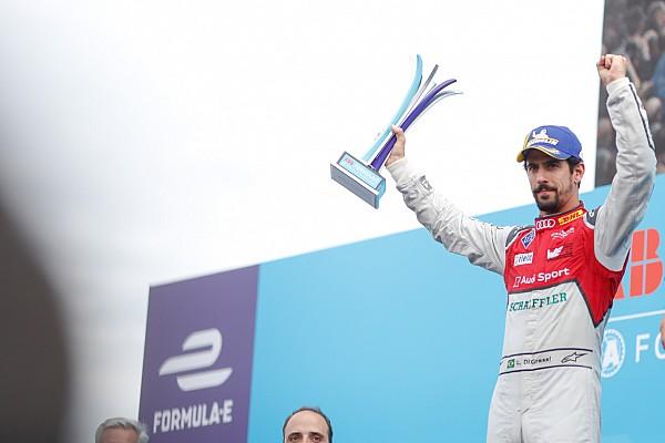 """Formula E Di Grassi: """"Lotterer ha meritato una punizione"""""""