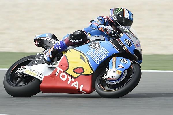 Marquez in pole a Losail. Precede Baldassarri e Bagnaia