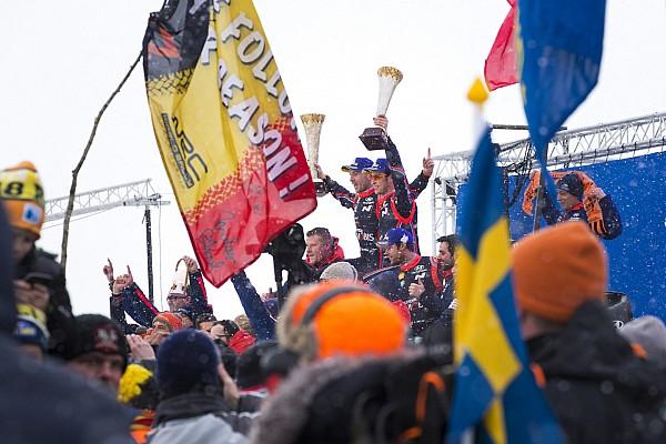 WRC Важливі новини Особистий залік WRC за підсумками Ралі Швеція