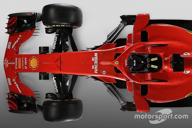 Ferrari a confronto: differenze tra SF70H e SF71H