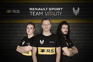 eSports Новость Renault стала первой командой Ф1 с программой в киберспорте