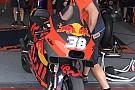 MotoGP Anche la KTM porta in pista una nuova carena in Thailandia