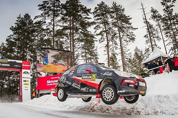 WRC Важливі новини День пригод Протасова на Ралі Швеції