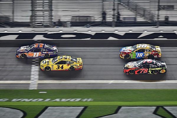 Denny Hamlin se quedó con las ganas de una nueva victoria en Daytona