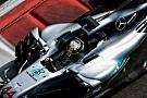 Mesin F1 2018 Mercedes
