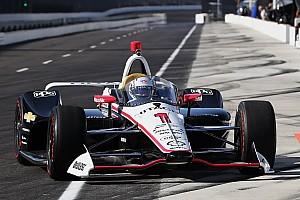 IndyCar Motorsport.com hírek Képeken, és videón az újabb szélvédős teszt az IndyCarban