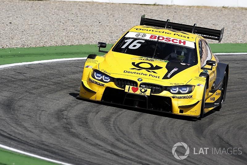 Timo Glock logra su quinta pole position en el DTM