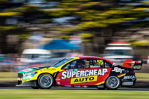 Tickford confirms Supercars enduro pairings