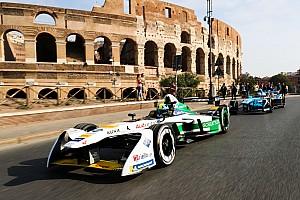 Formula E Breaking news Formula E perkenalkan layout ePrix Roma
