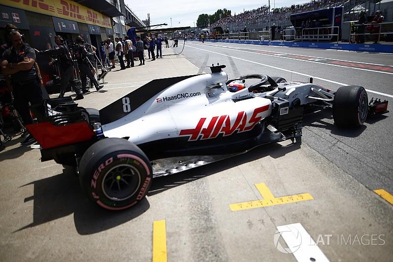 Grosjean: Haas'ın son güncellemesi, şimdiye kadar getirdiklerinin en iyisi