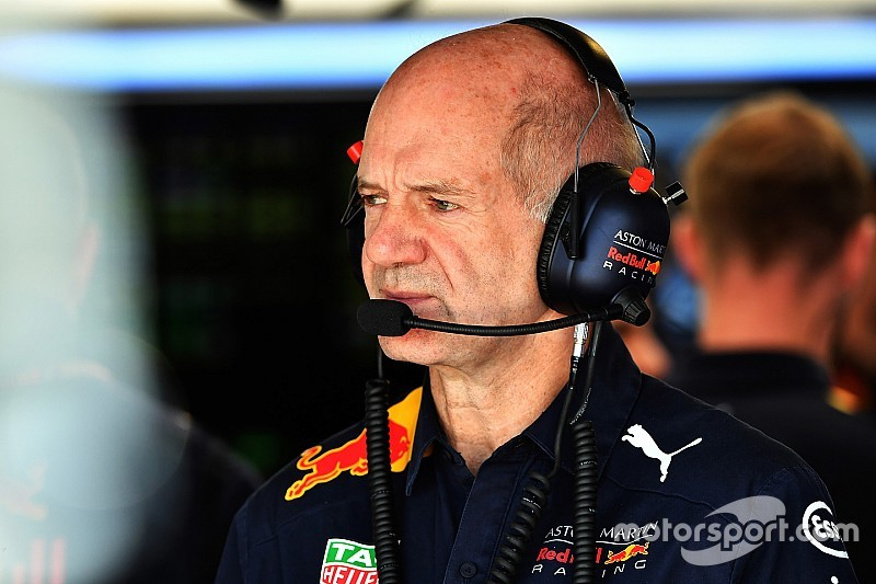 Honda-project Red Bull motiveert Newey weer volledig voor Formule 1