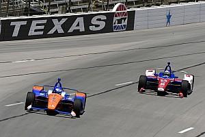 IndyCar Practice report Texas IndyCar: Dixon leads Kanaan in evening practice