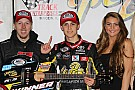 ARCA Zane Smith takes maiden ARCA win after late-race pass for the lead