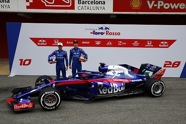 Галерея: усі боліди Toro Rosso з 2006 року