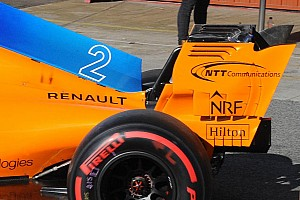 Формула 1 Важливі новини Через «опіки» капота двигуна McLaren дещо змінила систему охолодження