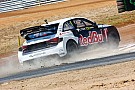 Rallycross-WM WRX Killarney: Zeitstrafe gegen Mattias Ekström