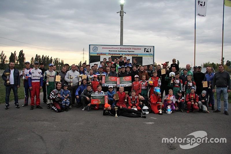 Команда від України на фіналі Чемпіонату Світу Rotax Grand Finals