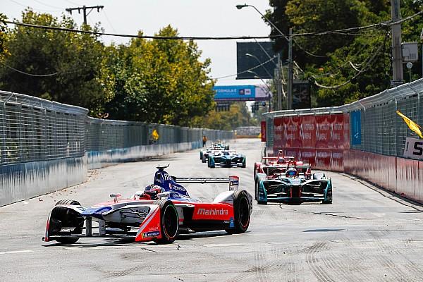 Fórmula E Últimas notícias Sucesso na F-E pode render chance na F1, confia Rosenqvist