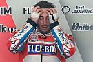 Terjatuh, Dovizioso: Saya telah melampaui batas