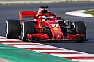 Tes Barcelona II: Tembus 1:17, Vettel melesat di sesi pagi