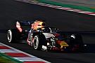 Red Bull pilotları sezona güçlü başlamak istiyor