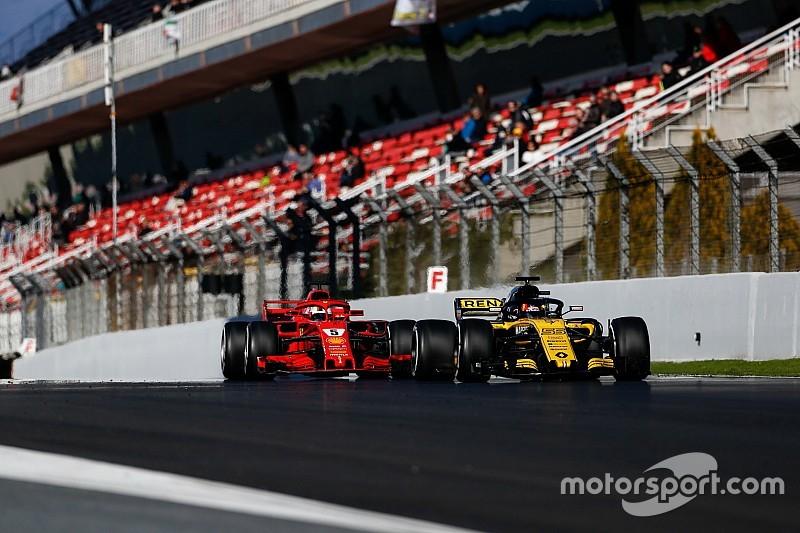 Renault soutiendra tout projet de plafonnement des budgets