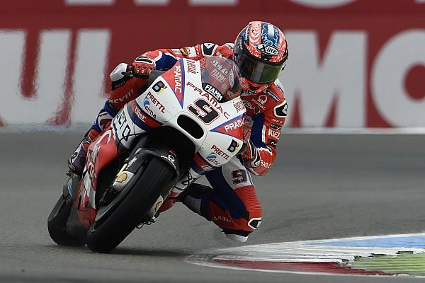 Danilo Petrucci wütend auf Nachzügler bei MotoGP 2017 in Assen
