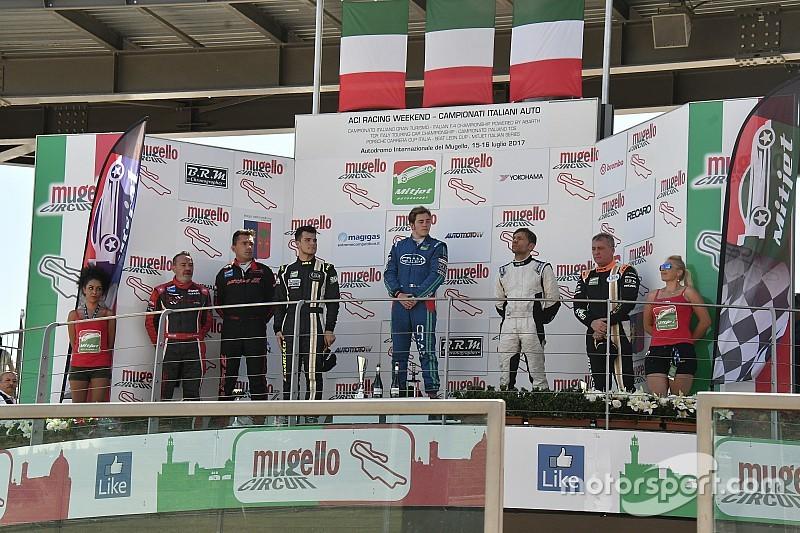 Al Mugello arriva la prima vittoria per Luca Segù