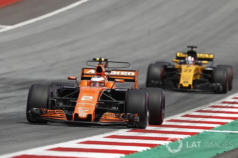 Formel 1 2017: Honda will Renault noch dieses Jahr überholen