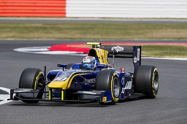FIA F2 Relato da corrida Latifi sobrevive a Safety Car no fim e vence primeira na F2