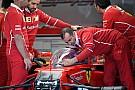 «Щит» на Ferrari: первые фотографии