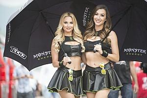 La belleza en el GP de Italia de MotoGP