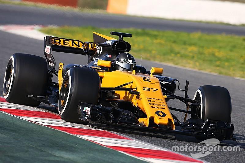 La FIA obliga a Renault a modificar su alerón trasero