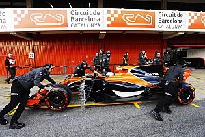 У McLaren «не очікували» на проблеми із моторами Honda