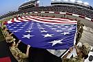 NASCAR Cup NASCAR não se opõe a protestos, mas pede respeito a hino