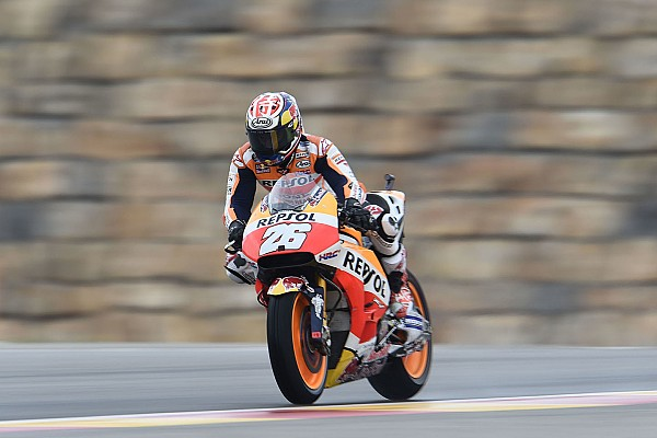 MotoGP Trainingsbericht MotoGP 2017 in Aragon: Dani Pedrosa mit Freitagsbestzeit