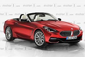 Automotive Noticias de última hora ¿Será así el BMW Z4 2018?