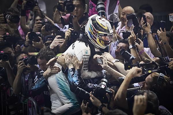 Récord de Ferrari y otras estadísticas que dejó el nocturno GP de Singapur