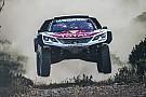 Дакар Відео: Peugeot тестує Maxi 3008DKR