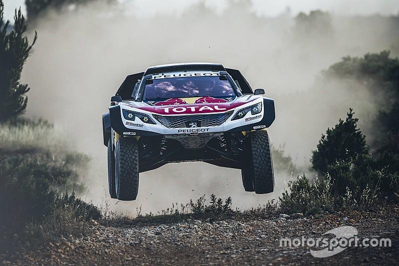 Resmi: Peugeot, Dakar'dan çekiliyor