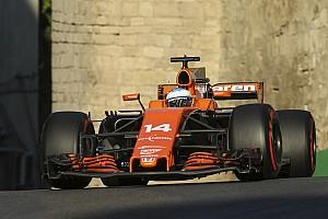 Formule 1 Nieuws McLaren: