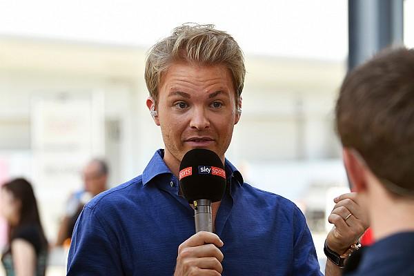 Formel 1 News Rosberg als TV-Experte: Muss sich Hamilton warm anziehen?