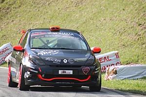 Trofei marca svizzera Gara Renault Classic Cup: Henggeler sugli scudi alla Sainte Ursanne