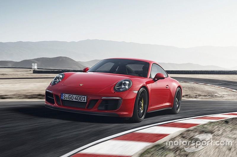 Une version GTS pour la Porsche 911