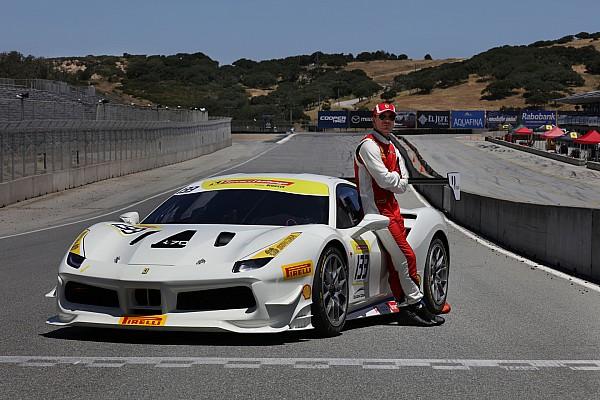 Ferrari Noticias de última hora El actor Michael Fassbender corrió con Ferrari