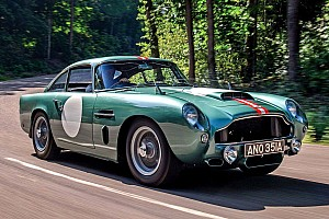 Automotive Breaking news One-off Aston Martin DB4GT could hit $8M at auction