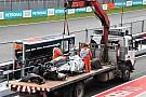 Több mint 170 millió forintos a kár Grosjean autójában