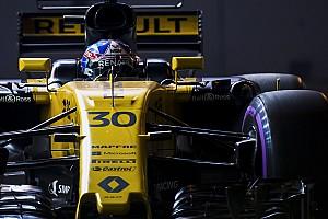 Formula 1 Son dakika Palmer: Singapur sonucuyla omuzlarımdan büyük bir yük kalktı