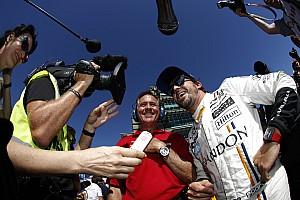 IndyCar BRÉKING Alonso: most volt a legjobb az autó az elmúlt két hétben